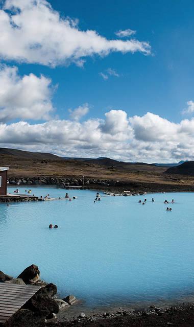 10-daagse autorondreis Avontuurlijk IJsland in hotels
