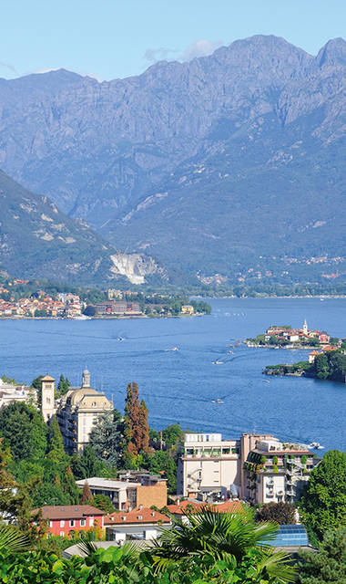 10-daagse busreis Het Lago Maggiore (Hotel Europalace)