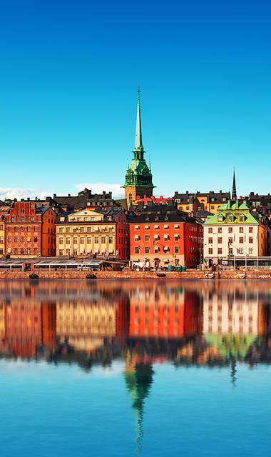 10-daagse busrondreis Verken het zuiden van Zweden