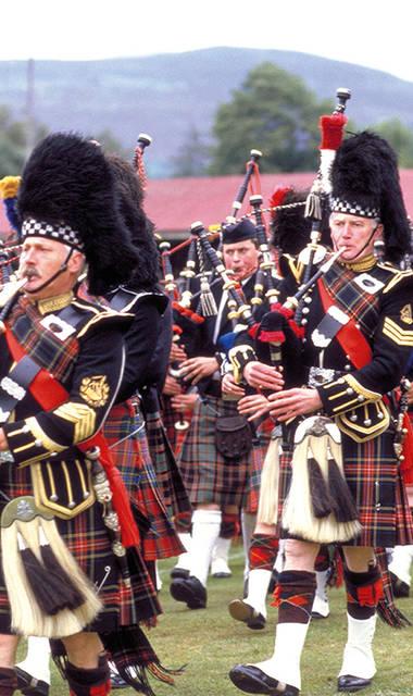 11-daagse familie autorondreis Fantastisch Schotland