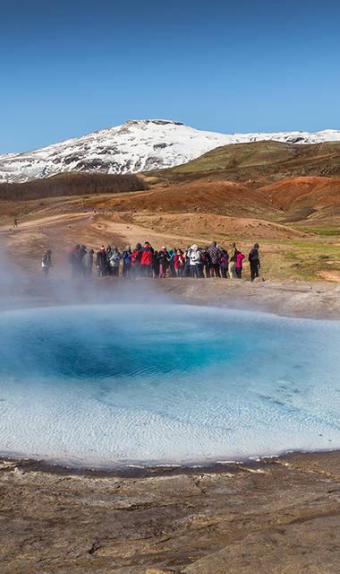 11-daagse fly-drive Magisch IJsland