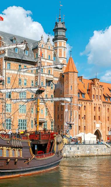 12-daagse busrondreis Baltische Staten