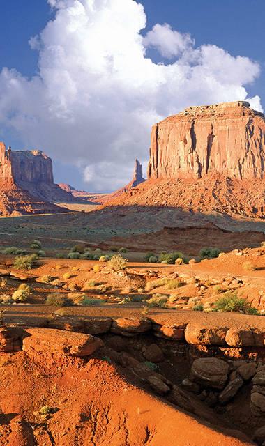 22-daagse autorondreis inclusief vliegreis The Great West