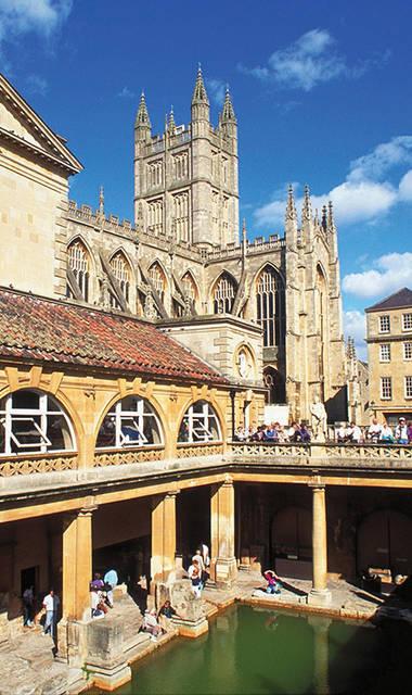 7-daagse autorondreis inclusief overtochten Het beste van Zuid-Engeland