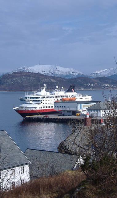 8-daagse treinreis inclusief vlucht Noorse Treinen & Hurtigruten