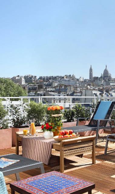 Appartementen Citadines Montmartre