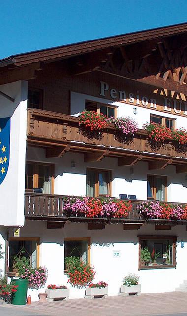 Appartementen Europa
