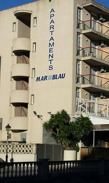 Appartementen Mar Blau