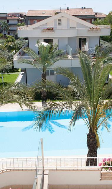 Appartementen Villa Galati