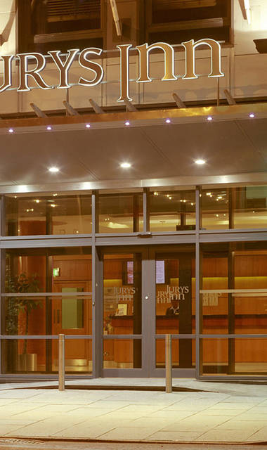Hotel Jurys Inn Parnell