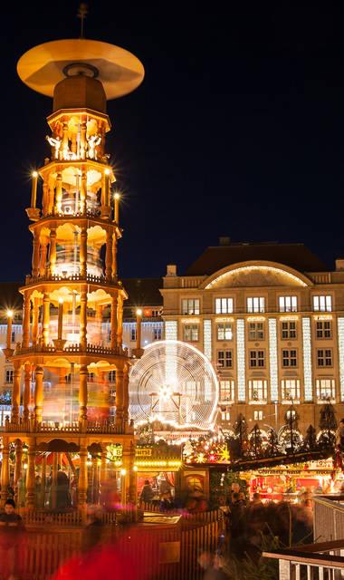 7-daagse busreis Kerst in historisch Dresden