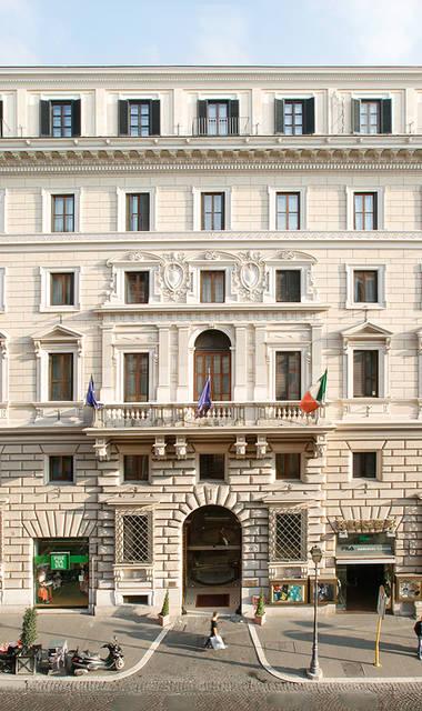 Hotel Exe International Palace