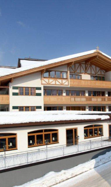 Alpenglück Hotel Kirchbergerhof