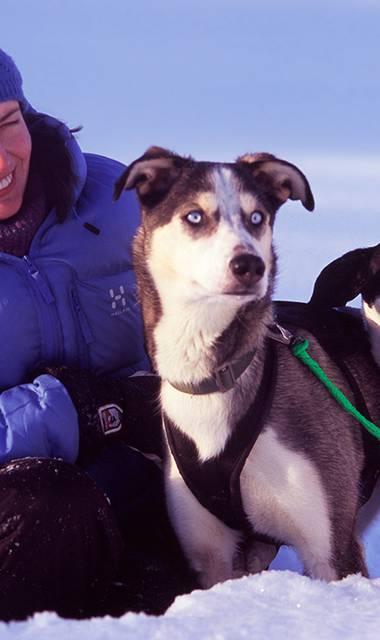 5-daags winteravontuur Kiruna