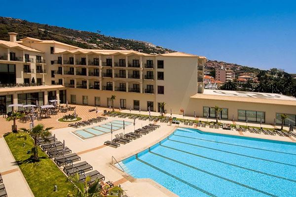 Hotel Vila Gale Santa Cruz - winterzon