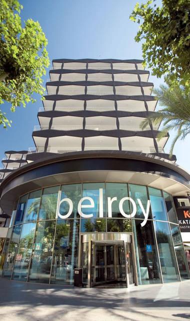 Appartementen Roybel (Torre Belroy)