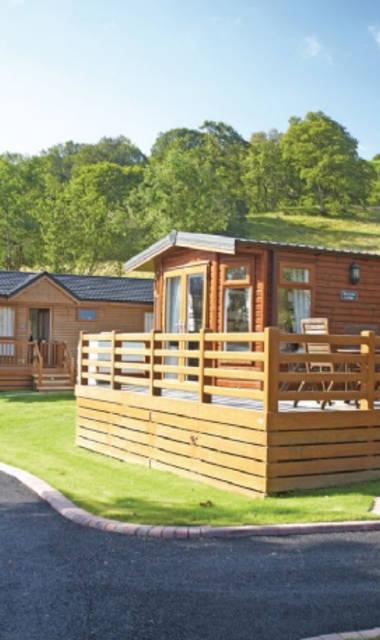 Pen-Y-Garth Lodges