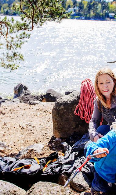 15-daagse familiereis incl. ferry-overtocht Zweden met de kids