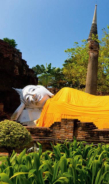 16-daagse groepsrondreis Fascinerend Thailand