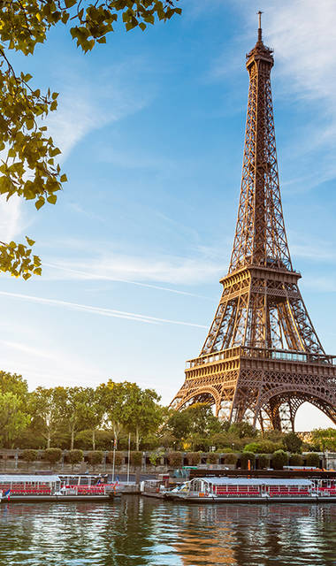 4-daagse busreis Lichtstad Parijs