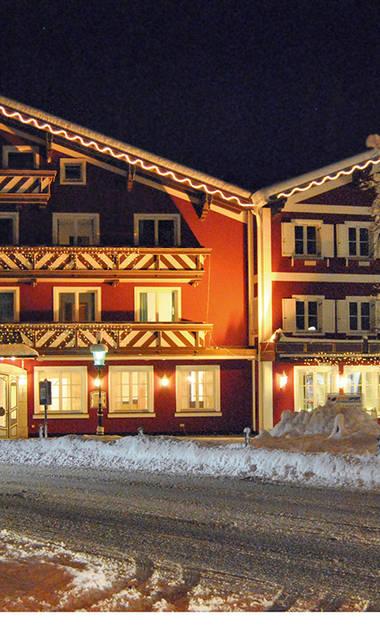 Hotel Der Abtenauer
