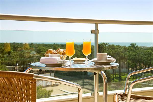 Aparthotel Montegordo & Spa - Logies/ontbijt