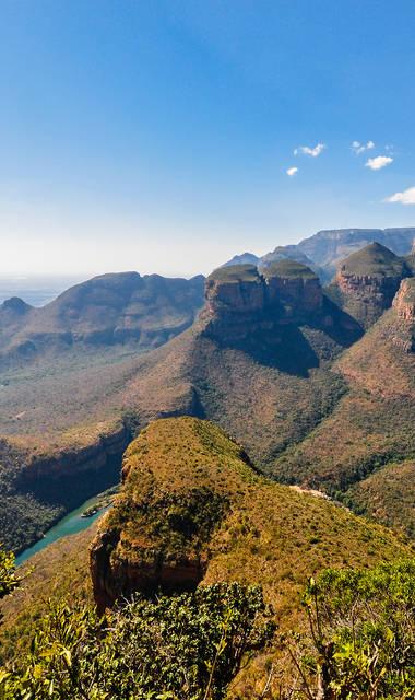 Avontuurlijke groepsrondreis - inclusief vliegreis Avontuurlijk Zuid-Afrika (kampeer accommodaties)