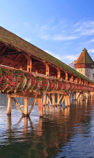 11-daagse autorondreis Zwitserse bergtoppen & het Meer van Luzern