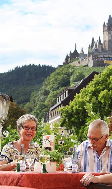 8-daagse autorondreis Langs de Moezel & de Duitse Wijnroute